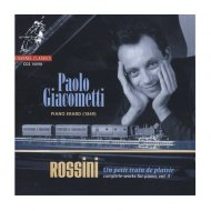 Complete works for piano vol. 3 - Rossini