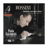 Complete works for piano vol.4 - Rossini