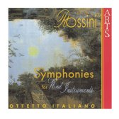 Rossini: Symphonies for Wind Instruments